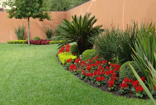 Jardines residenciales qu elementos b sicos deben tener for Figuras para jardines