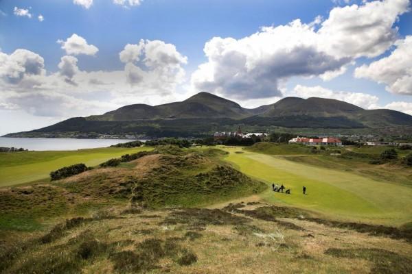 Los cinco mejores campos de golf del mundo