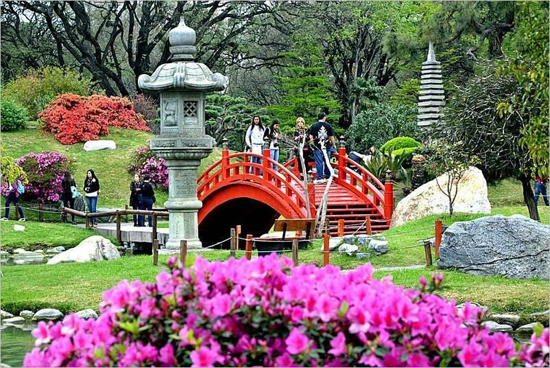 Arquitectura y simbolismos de los jardines japoneses