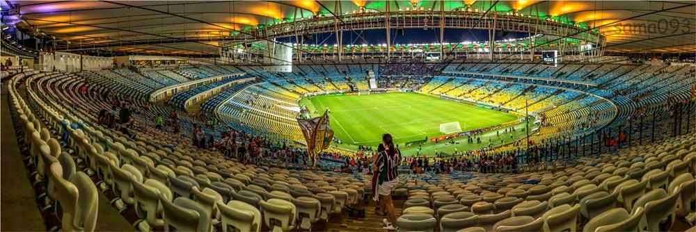 Los estadios de fútbol sudamericanos con el mejor césped natural